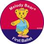 Melody Bear First Ballet